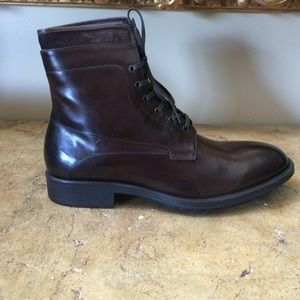 To Boot Other - To Boot New York Brown Leather Boots