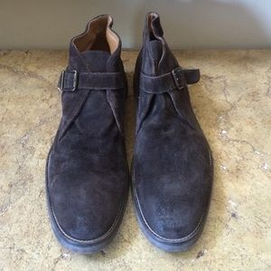 To Boot Other - To Boot New York Brown Suede Boots