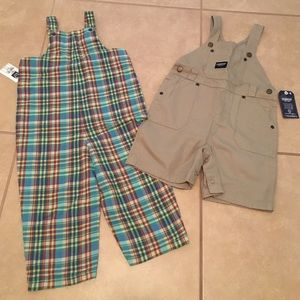 Other - 🎉 HP Overalls Bundle 18-24 mon