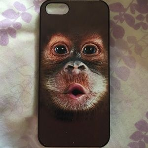 Other - iPhone 5/5s monkey case