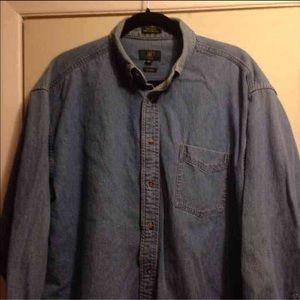 Club Room Other - Men's Club Room denim shirt
