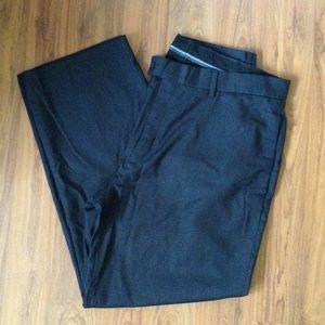 van heusen other van heusen charcoal dress pants 36x29