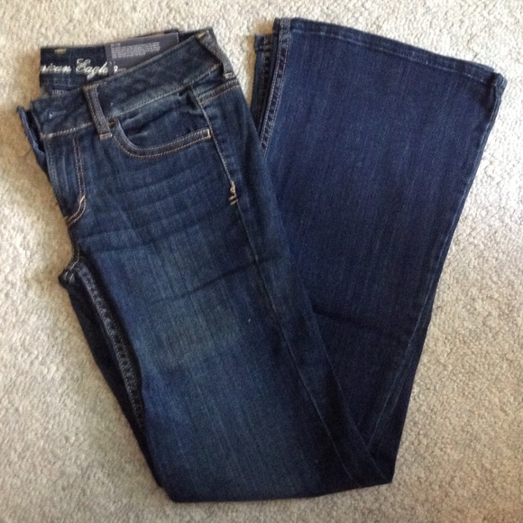 50% off American Eagle Outfitters Denim - NEW American Eagle Wide ...