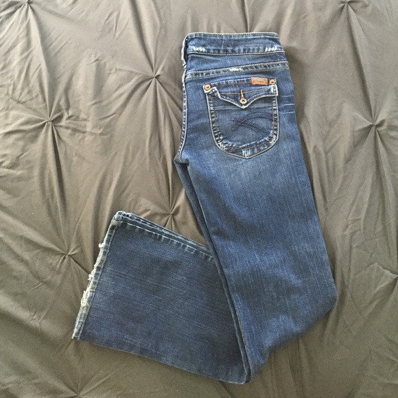 86% off Silver Jeans Denim - Silver Jeans Size 31 from Kelsey&39s