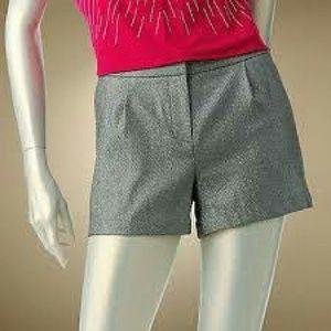 Jennifer Lopez Pants - Jennifer Lopez Gunmetal Shorts