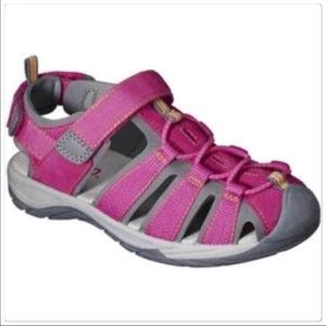 Circo Other - NWT size 6 girl strappy shoes