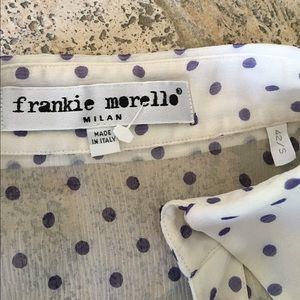 Frankie Morello Tops - Frankie Morello Milan blouse