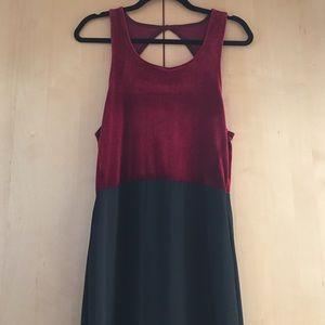 Nasty Gal Long Dress