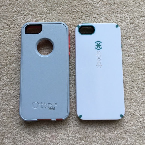 new arrival 41589 35858 Bundle iPhone 5 cases (Otterbox and Speck)