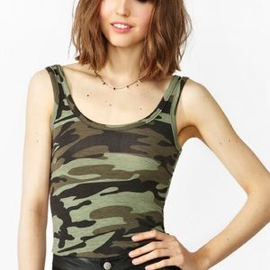 ⭐️clearance⭐️Camouflage tank top