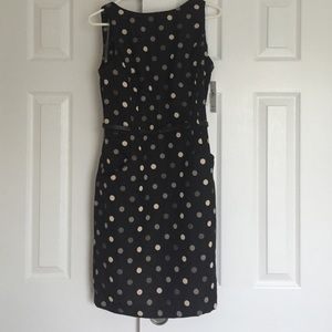 Shelby and Palmer Dresses & Skirts - NWT belted polka dot dress