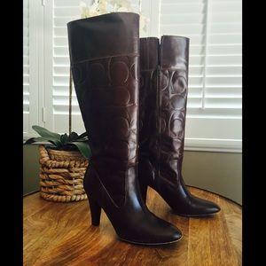 Coach Shoes - COACH Millie Boots