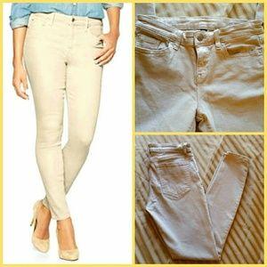 Gap Denim - Gap legging skimmer  jeans size 0/25r