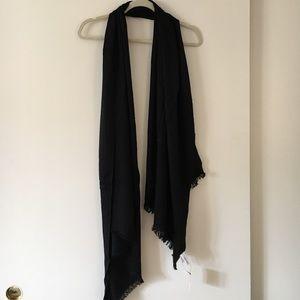 Calvin Klein Accessories - Calvin Klein black scarf