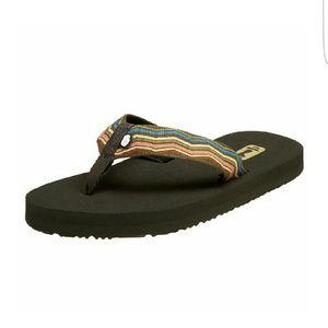 Teva Shoes - | Teva | Mush Flip Flop Neptune Pesto