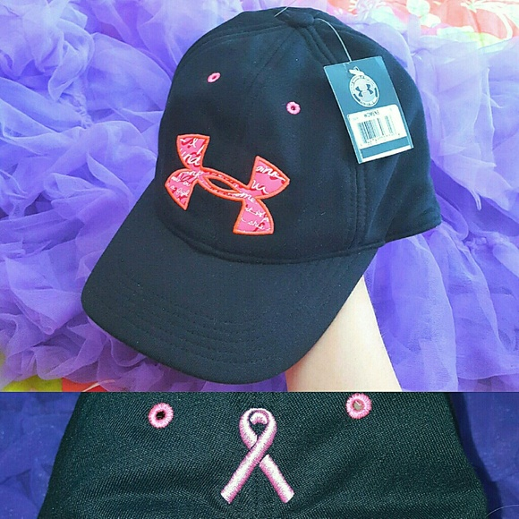 Under Armour Breast Cancer Awareness Hat   Cap 4bbda27c509