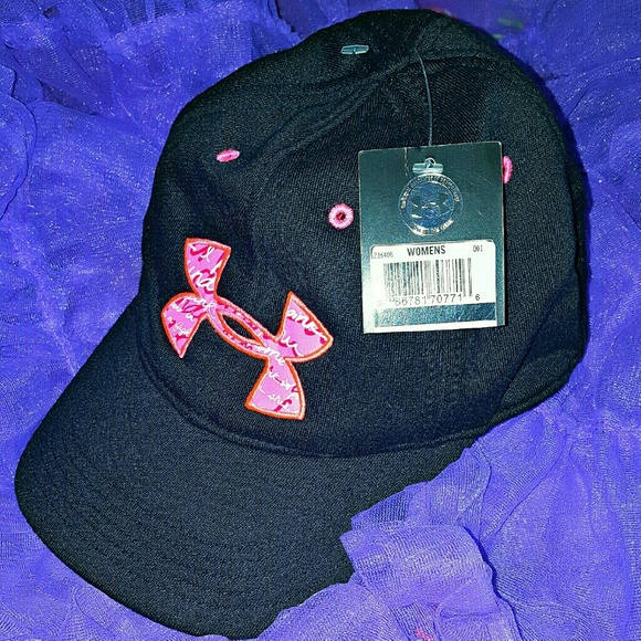 Cheap under armour breast cancer hat Buy Online  OFF35% Discounted dde287d11a0