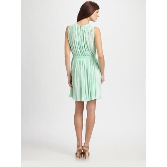 95 off tibi dresses amp skirts tibi mint green summer
