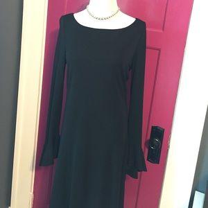 Lauren by Ralph Lauren Black Dress