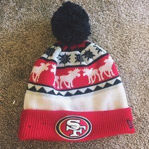 NFL San Francisco 49ers Beanie