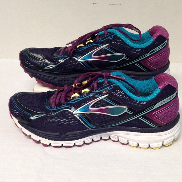 219763aa18d Brooks Shoes - Womens Brooks Ghost 8 Running Shoes Size 9.5