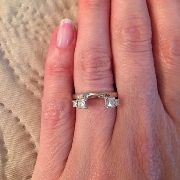 Kay Jewelers Jewelry Leo Diamond Solitaire Enhancer Poshmark