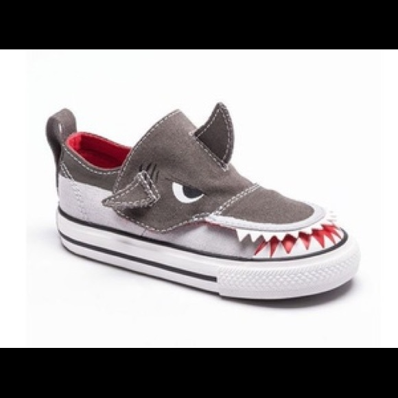 Converse Infant Shark Shoes