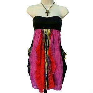 LaRok Dresses & Skirts - LaRok Strapless Dress