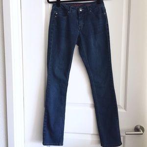 Liverpool Jeans Company Denim - 🇬🇧👖 Liverpool Sadie's Straight Leg Dark Jeans