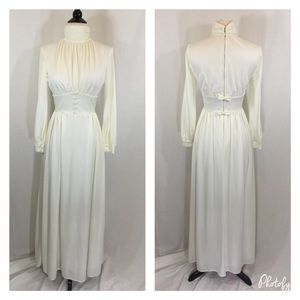 Vintage Dresses & Skirts - Vintage gown perfect for a Bohemian wedding