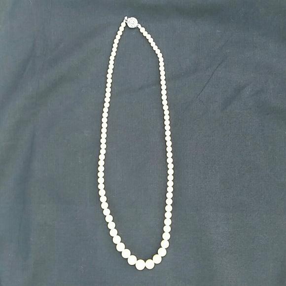 Richelieu Pearls Jewelry Pearl Necklace Poshmark