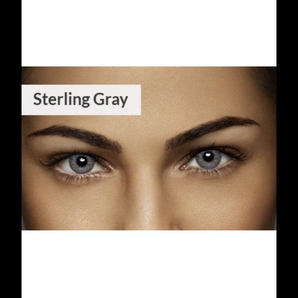 93cc3be2d3f43 Air Optix Sterling Gray Colored Contacts. M 57954bd256b2d60d7c011f08