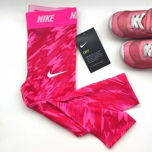 Nike Other - Nike Dri-Fit Pants in Vivid Pink