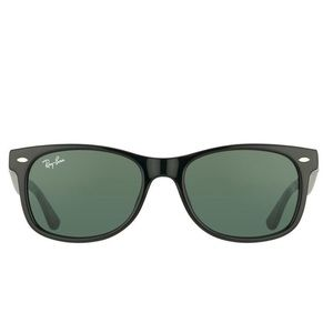 NEW! Ray-Ban Kids New Wayfarer Sunglasses, Black
