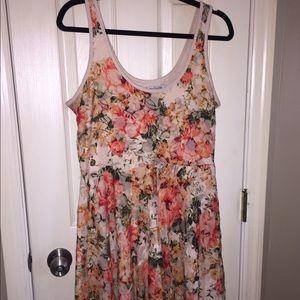 Lace Floral Skater Dress 20% off bundles