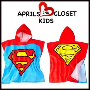 Intimo Other - ❗️1-HOUR SALE❗️SUPERMAN HOODED PONCHO
