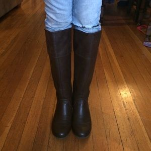Stevies Other - Stevie's girls brown boots-like new