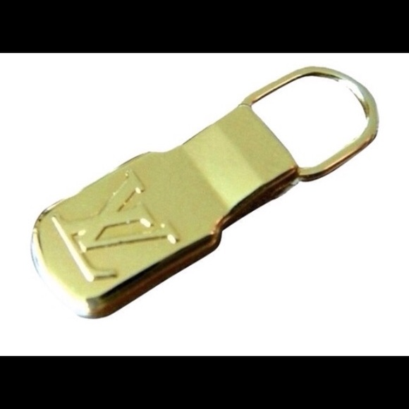 e39235b565e8 Authentic Louis Vuitton zipper pull new