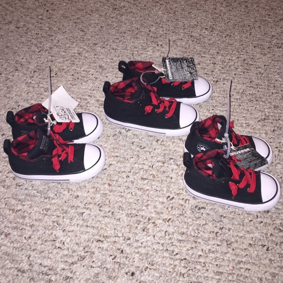 68177a5b8667 Converse all-star no time to lace high-top shoes