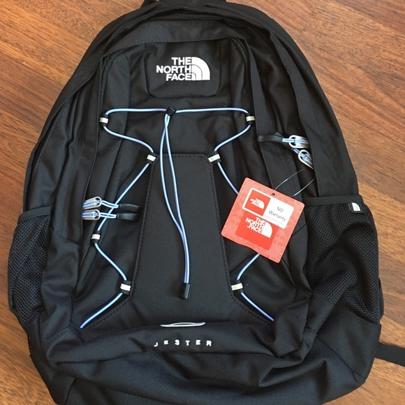 636c1d419 The North Face Jester Backpack TNF Black/Purple NWT