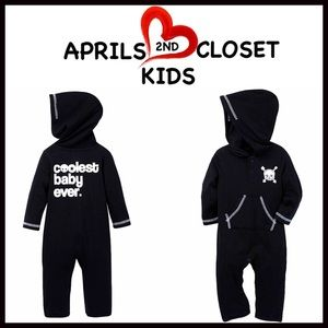 Amy Coe Other - ❗️1-HOUR SALE❗️COVERALL COOLEST BABY EVER