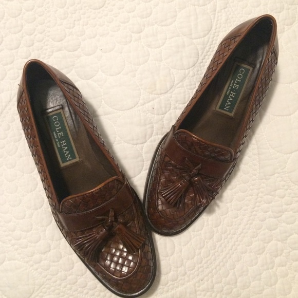 46c0a3eff4f Cole Haan Shoes - Vintage COLE HAAN Women s loafers