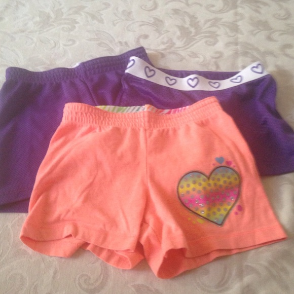 Other - 🔴6 Listing for $25.00🔴Girls size 4-5 shorts