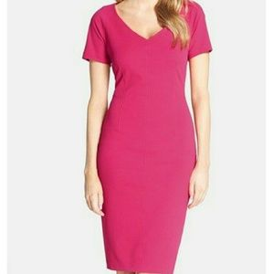 NYDJ Dresses & Skirts - NYDJ crepe sheath dress