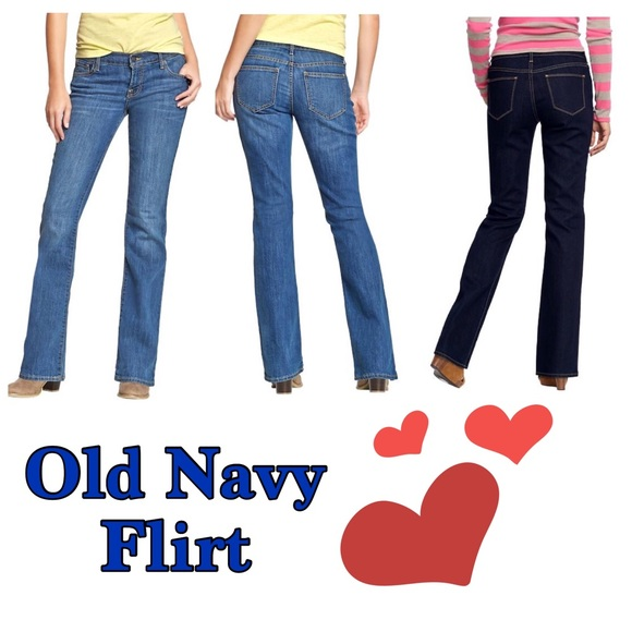 old navy jeans the flirt
