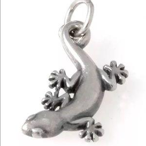 James Avery Jewelry - James Avery Retired Gecko Lizard Charm