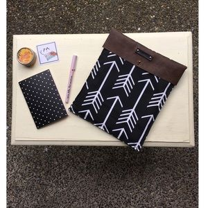 ellebee206 Handbags - Handmade iPad Sleeve