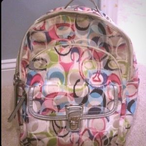 REAL COACH BACKPACK