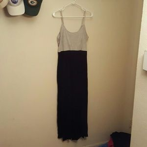 LC by Luaren Conrad Color Block Maxi Dress