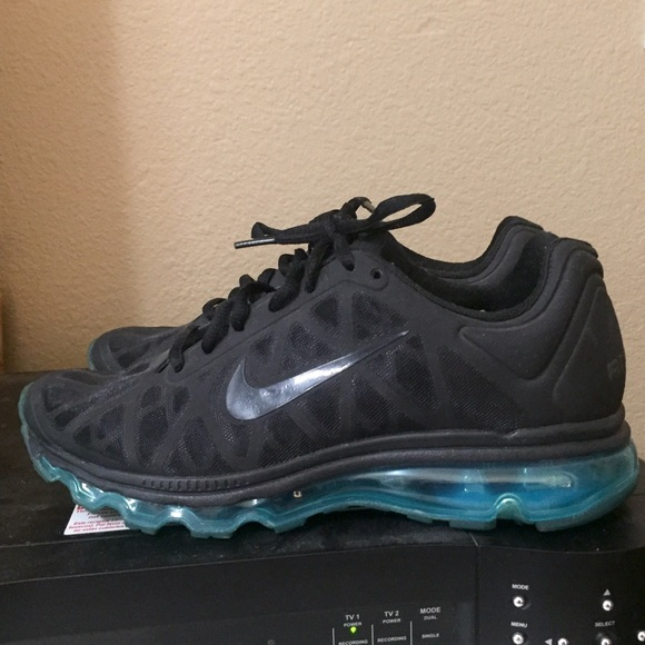 Blackturquoise Nike Air Max fitsole